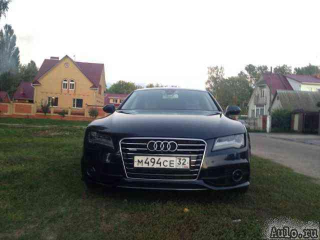 Audi A7, 2012