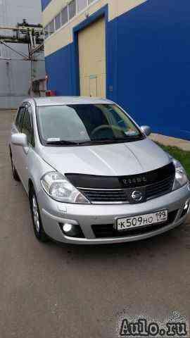 Nissan Tiida, 2008