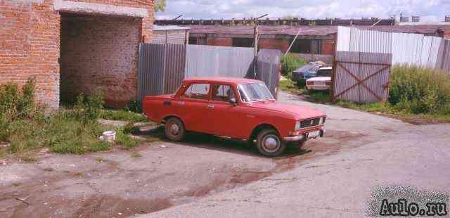 Москвич 2140, 1977