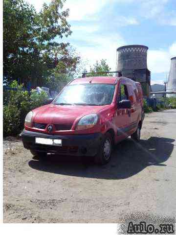 Renault Kangoo, 2004