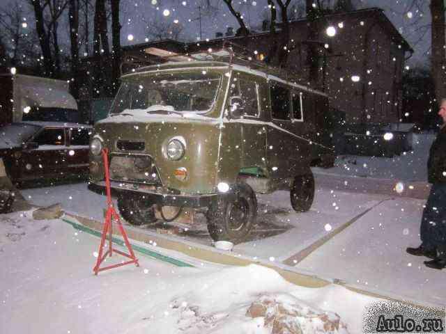 УАЗ 2206, 1981