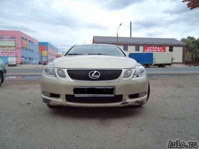 Lexus GS, 2006  фото-1