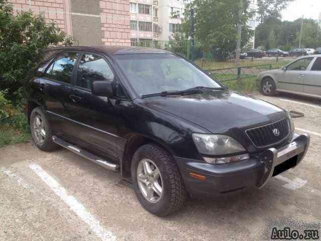 Lexus RX, 2000