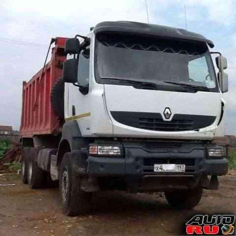 Renault Kerax 380 2011 г