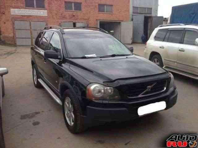 Volvo XC90, 2003