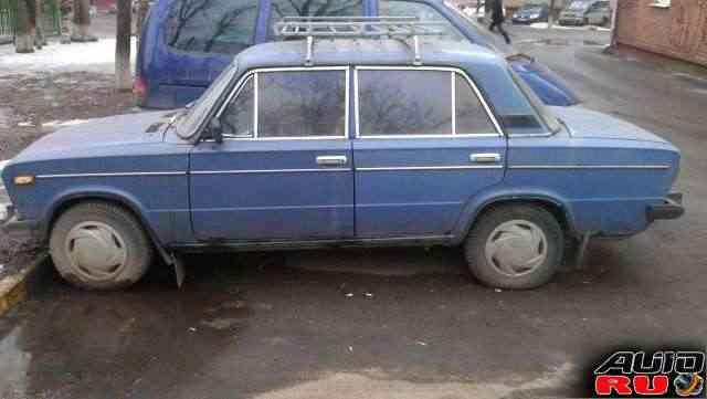ВАЗ 2106, 1991