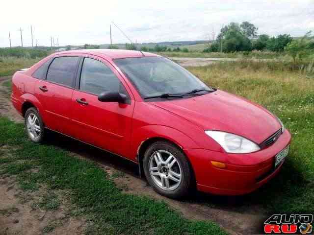 Ford Focus ST, 2000