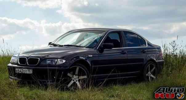 BMW 3, 2003