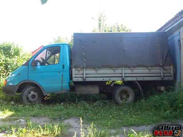 ГАЗ ГАЗель 3302, 1996  фото-1
