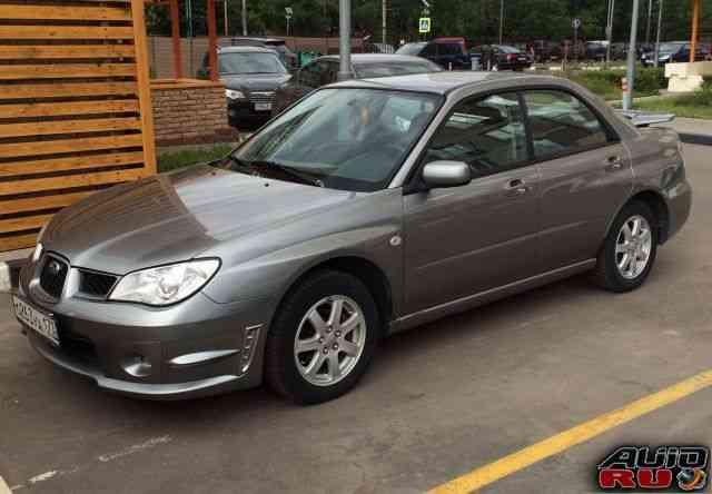 Subaru Impreza, 2007