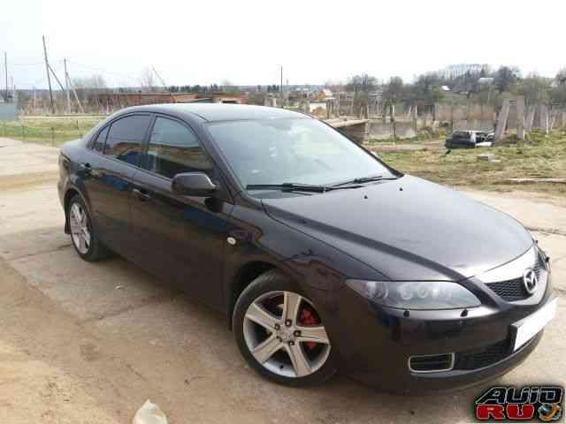 Mazda 6, 2005
