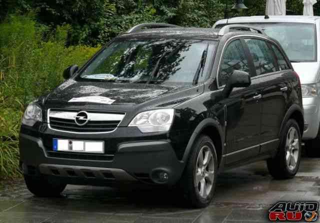 Opel Antara, 2007  фото-1