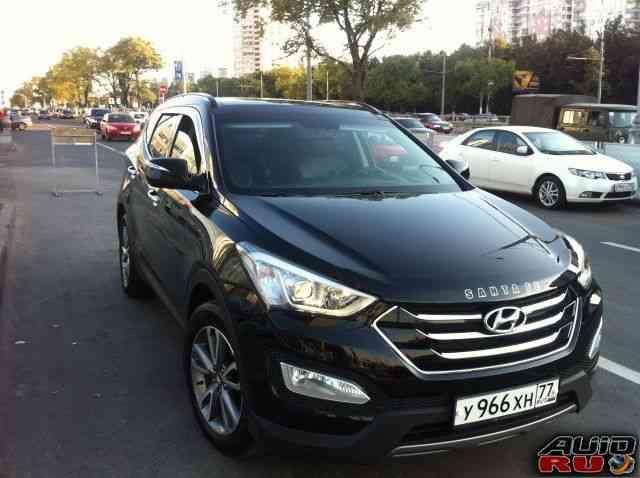 Hyundai Santa Fe, 2013  фото-1