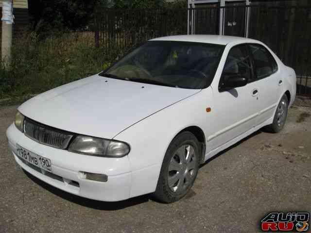 Nissan Altima, 1993