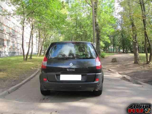 Renault Scenic, 2010