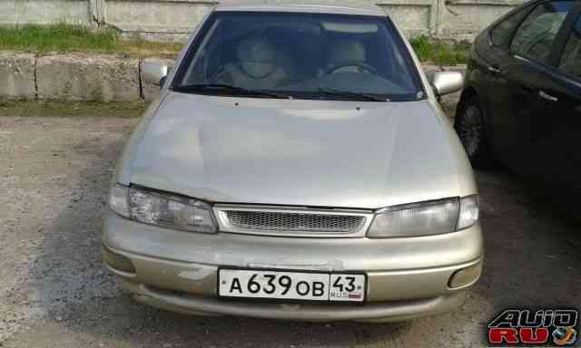 KIA Sephia, 1998