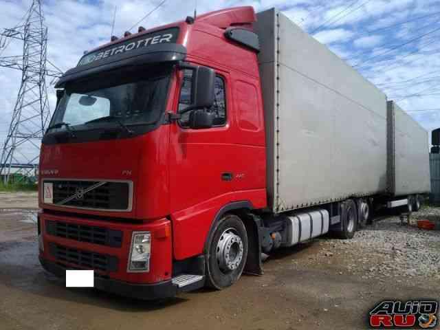 Автопоезд Volvo FH 13 440