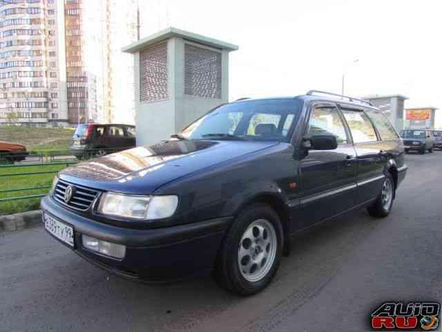 Volkswagen Passat CC, 1996