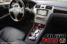 Lexus ES, 2004