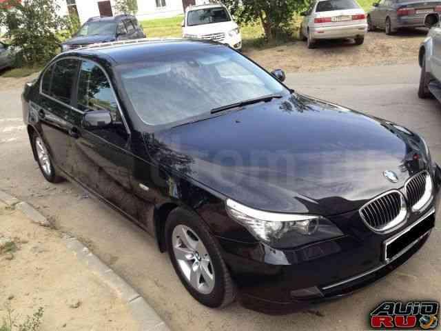 BMW 5, 2009