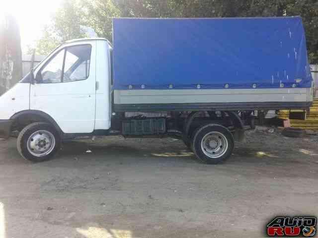 ГАЗ ГАЗель 3302, 2002