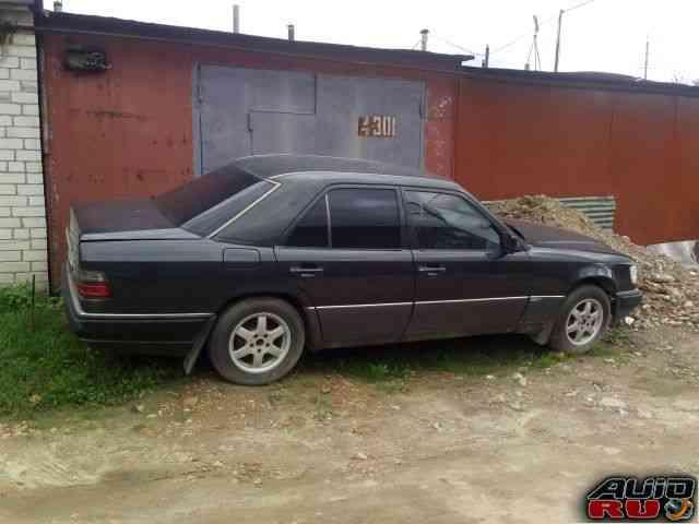 Mercedes-Benz W124, 1995