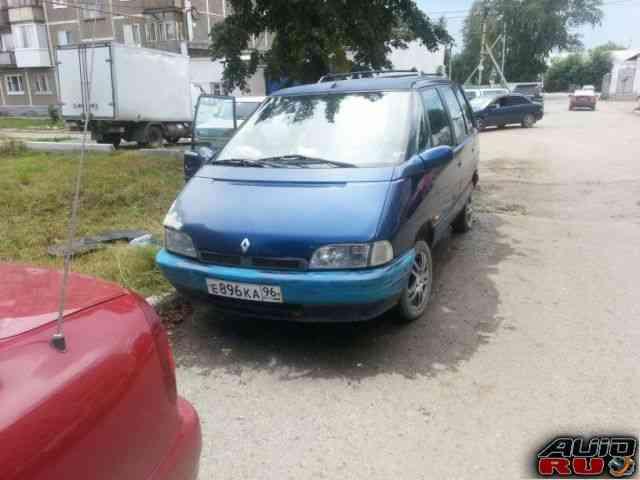 Renault Espace, 1993