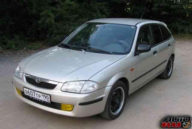 Mazda 323, 1999