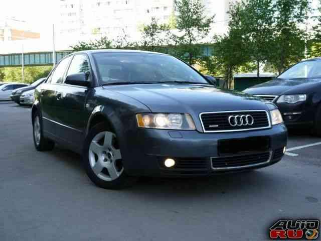 Audi A4, 2002  фото-1