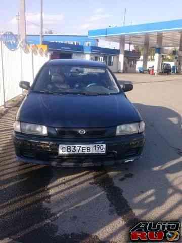 Mazda 323, 1998