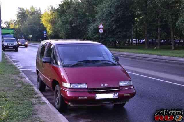 Chevrolet Lumina, 1991