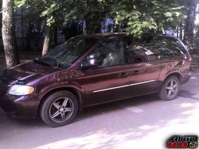 Dodge Grand Caravan, 2001