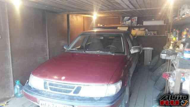 Saab 900, 1997