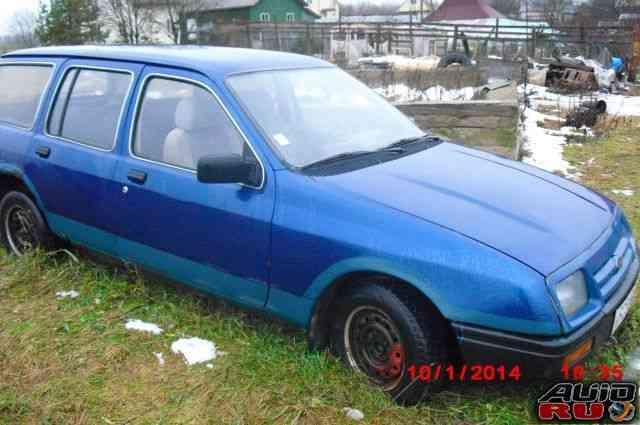 Ford Sierra, 1984
