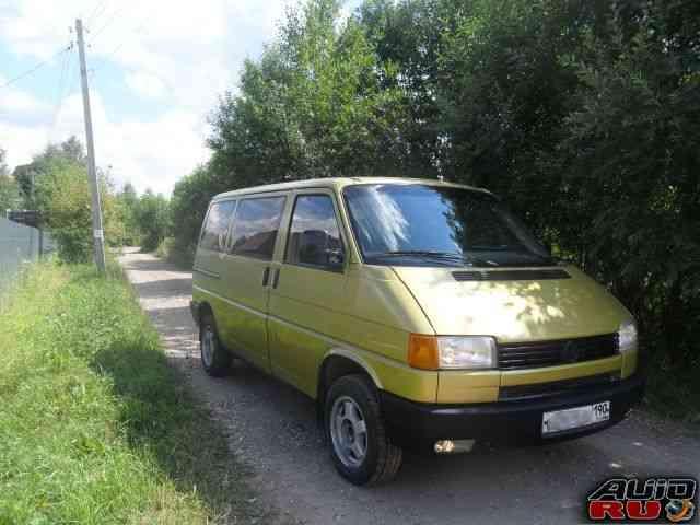 Volkswagen Caravelle, 1991