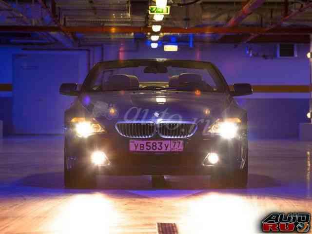 BMW 6, 2005