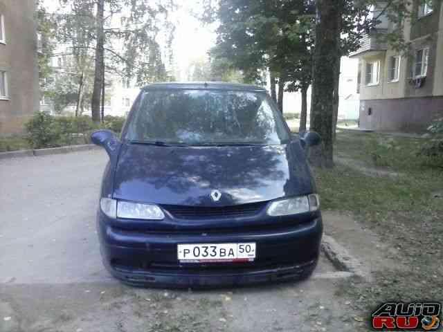 Renault Espace, 1997