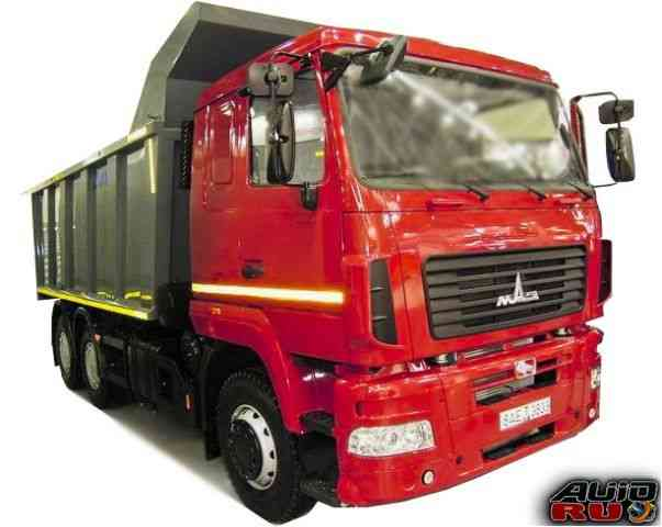 Маз 6501В9-8420-000