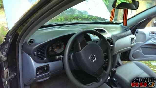 Nissan Almera Classic, 2006