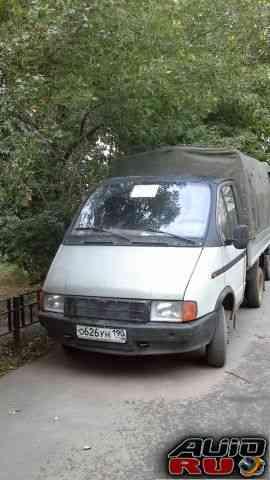 ГАЗ ГАЗель, 1999  фото-1