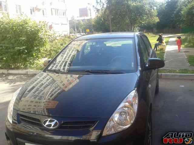Hyundai i20, 2010