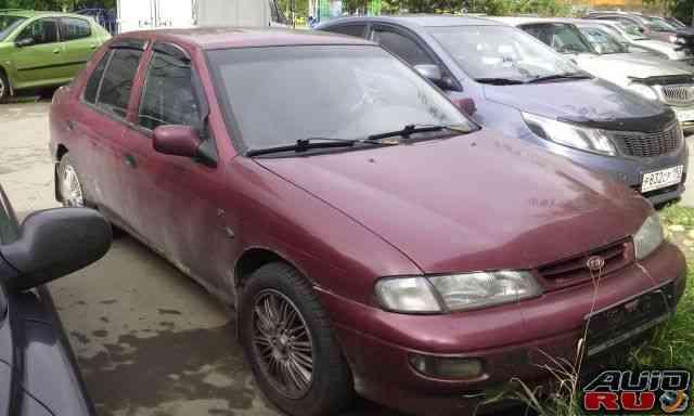 KIA Sephia, 1996
