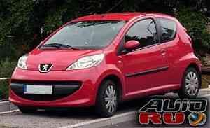 Peugeot 107, 2007