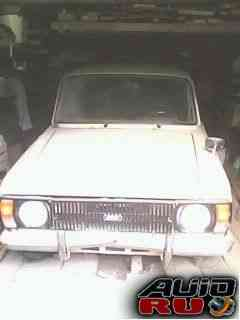 ИЖ 2125, 1987