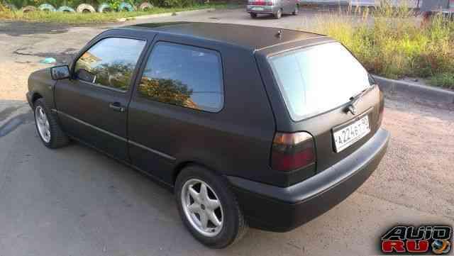 Volkswagen Golf, 1993  фото-1
