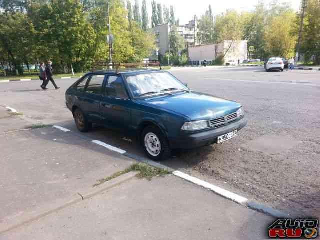 Москвич 2141, 1998