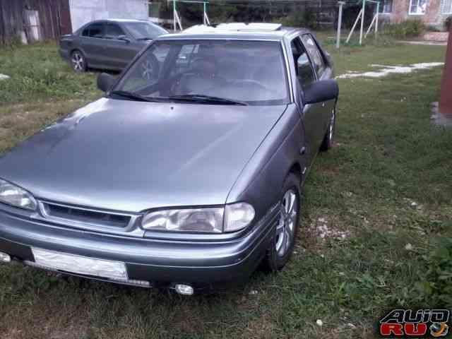 Hyundai Sonata, 1992