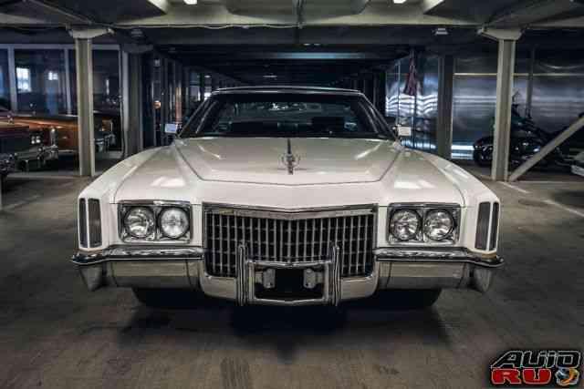 Cadillac Eldorado, 1971