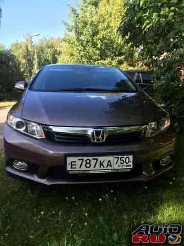 Honda Civic, 2012