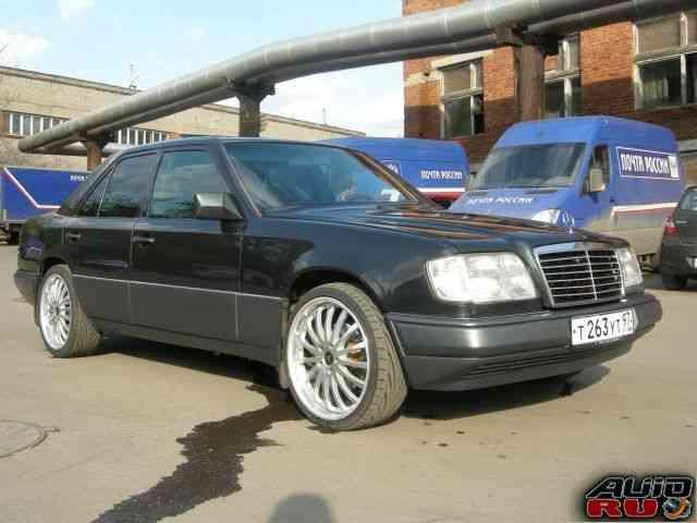 Mercedes-Benz W124, 1994